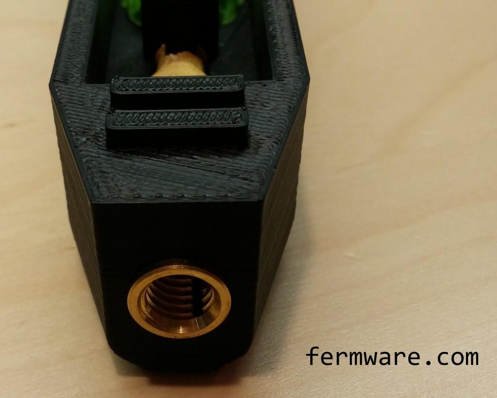 016 - brass insert