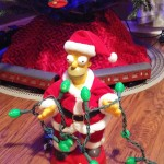 017-Homer with lights off in light