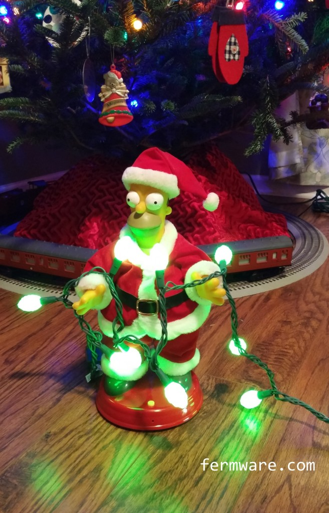 017-Homer with lights on in light