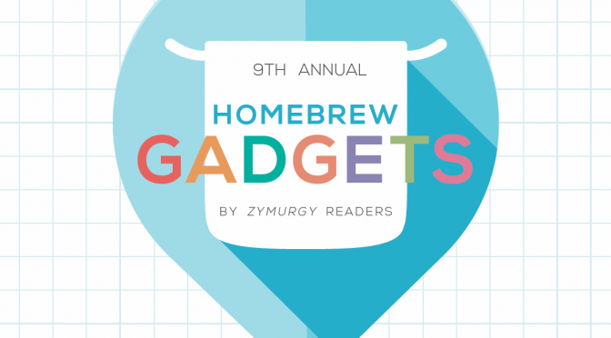 Fermware DIY's featured in Zymurgy's 9th Annual Homebrew Gadgets Issue