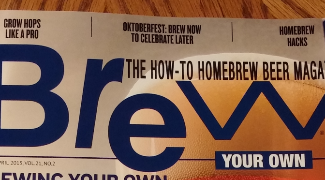 Fermware DIY featured in BYO Homebrew Hacks Issue
