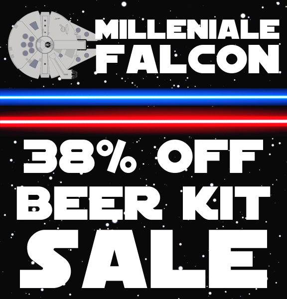 Great Fermentations - Milleniale Sale