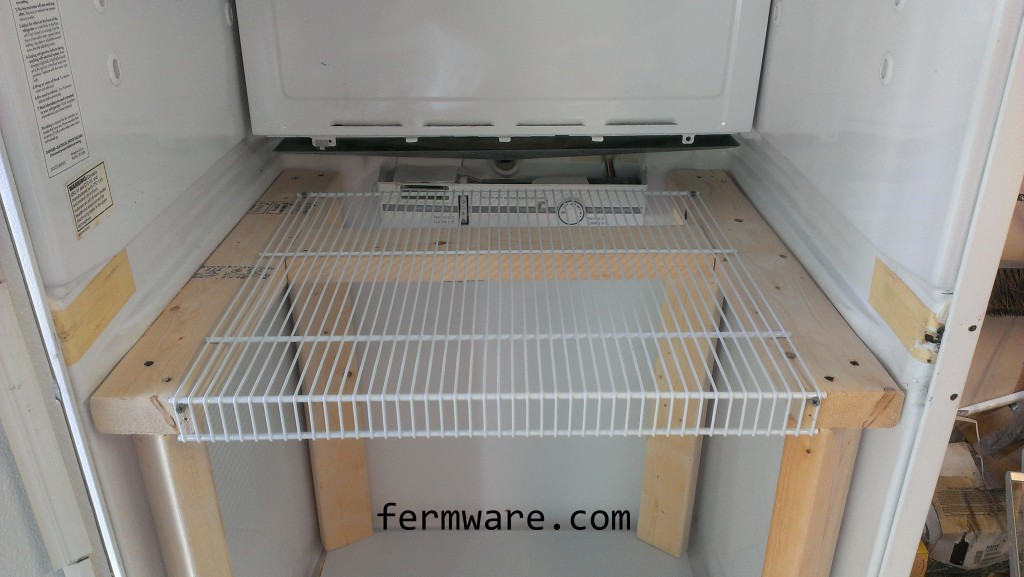 top shelf wire mesh